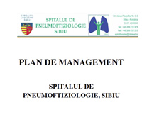 Planul de Management al Spitalului TBC