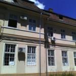 Cladire veche a Spitalului de Pneumoftiziologie