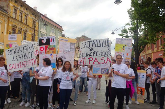 31 MAI, ZIUA MONDIALĂ FĂRĂ TUTUN Renunțarea la fumat salvează vieți