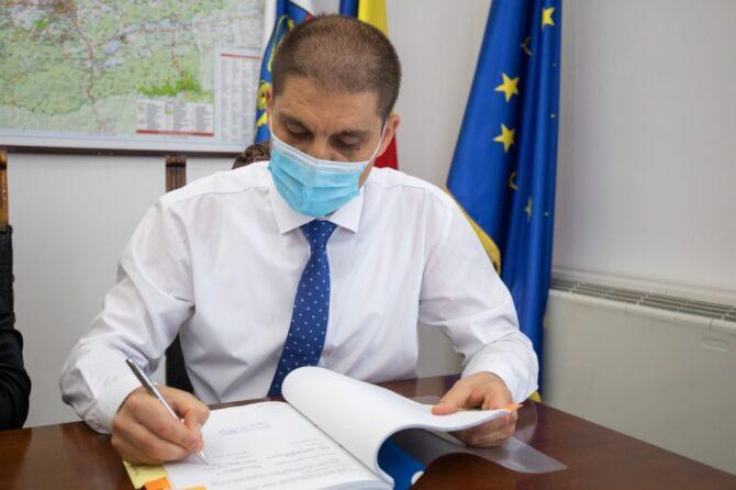Spitalul de Pneumoftiziologie Sibiu va fi dotat cu un computer tomograf, din bani europeni