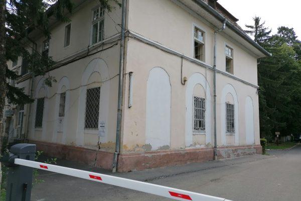 Au început lucrările de reabilitare a încă 2 pavilioane din cadrul Spitalului de Pneumoftiziologie Sibiu